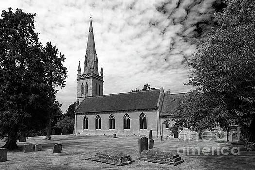 St Davids parish church, Moreton-in-Marsh by Dave Porter