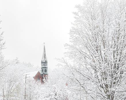 St Elizabeth Snow by Tim Kirchoff