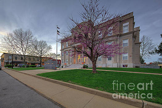 Larry Braun - St. Francois County Courthouse