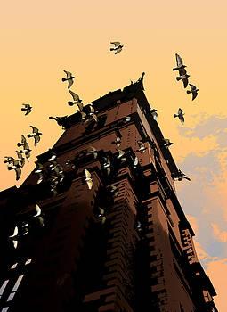 St Gertrudes Church by Krister Lindberg
