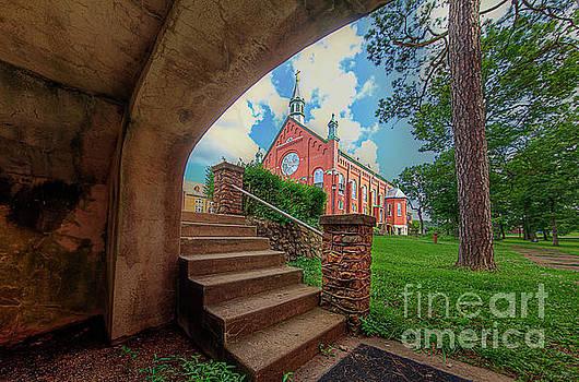 Larry Braun - St Joesph Chapel