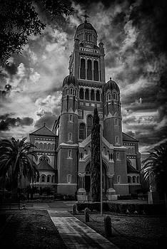 St John's Cathedral by Robert Hebert