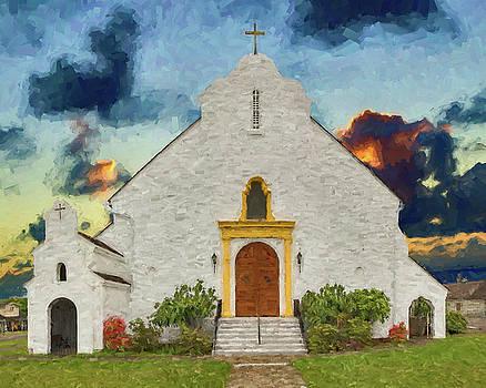 Mike Penney - St. Josephs 1