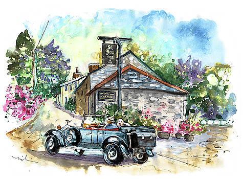 St Kew Inn In Cornwall 01 by Miki De Goodaboom