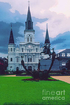 Bob Phillips - St. Louis Cathedral 4