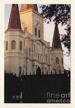 St. Louis Cathedral 5 by Bruce VanLoon