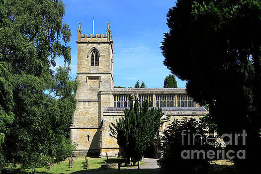 St Marys Church, Chipping Norton town by Dave Porter