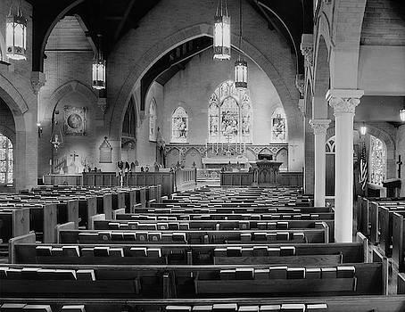 St. Matthews Cathedral, Dallas by Warren Gale