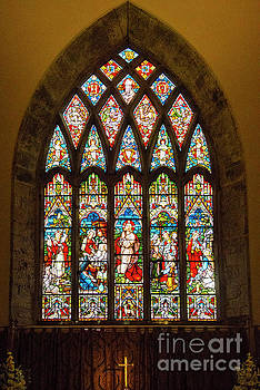 Bob Phillips - St. Nicholas Stained Glass One