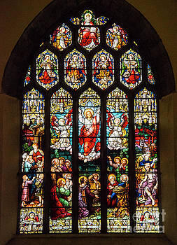 Bob Phillips - St. Nicholas Stained Glass Two