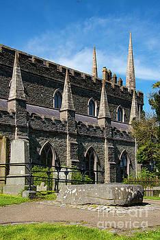 Bob Phillips - St. Patrick Burial Place