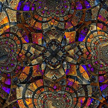 Stained Glass by Nick Heap
