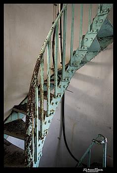 Stairway Blues by Jim Austin Jimages