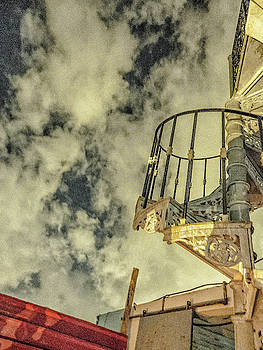 Stairway To The Sky by Robin Zygelman