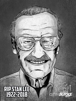 Stan Lee by Joseph Burke