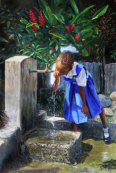 Standpipe #3 by Jonathan Guy-Gladding JAG