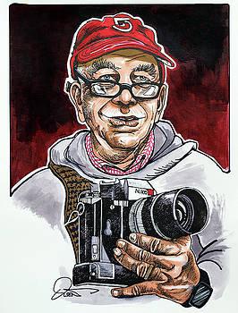 Stanley Forman by Dave Olsen