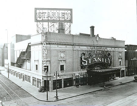 Stanley Theatre, Philadelphia by Unknown