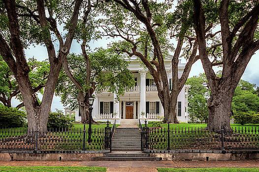 Stanton Hall - Natchez, Mississippi by Susan Rissi Tregoning