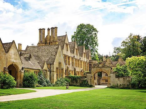 Stanway House England by Joe Winkler