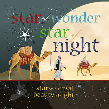 Star of Wonder by Claire Tingen