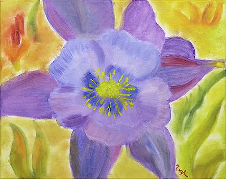 Starlight Petals by Meryl Goudey