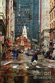 State Street Boston by Elizabeth Dow