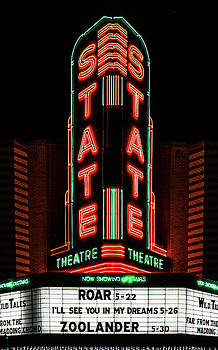 State Theater by Greg Croasdill