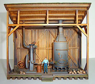 Steam 2 by Gary Giacomelli