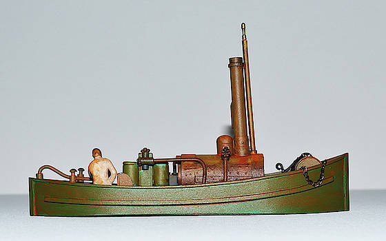 Steamboat 1 by Gary Giacomelli