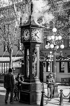 Ross G Strachan - Steam Clock