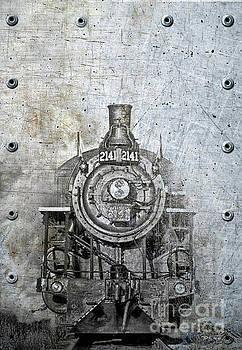 Steel Locomotive by Billy Knight