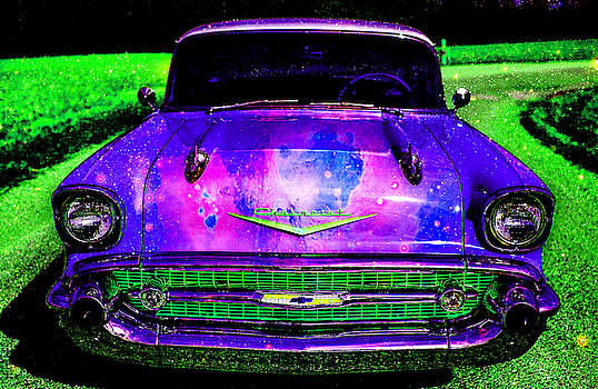 Stephen King's Day Glo Chevy Number 57 by Ben Stein