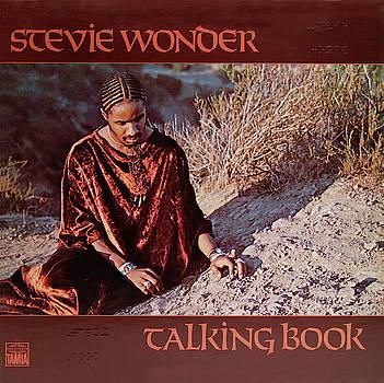 Robert VanDerWal - Stevie Wonder Album Cover