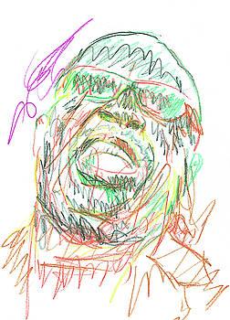Stevie Wonder by Pekka Liukkonen