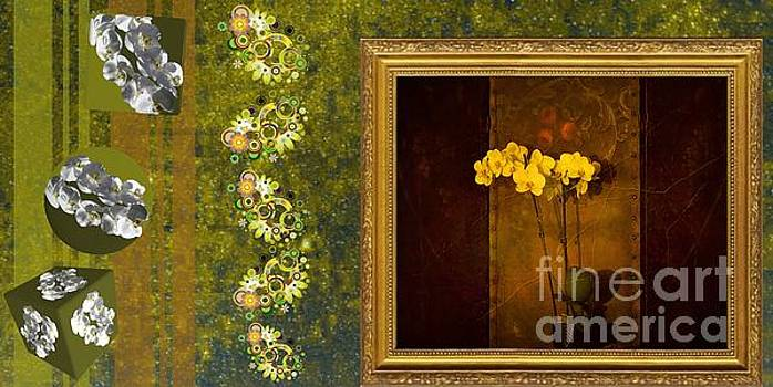 Still Life Gone Haywire by Stacey Brooks