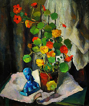 Still Life by Maurice Compris