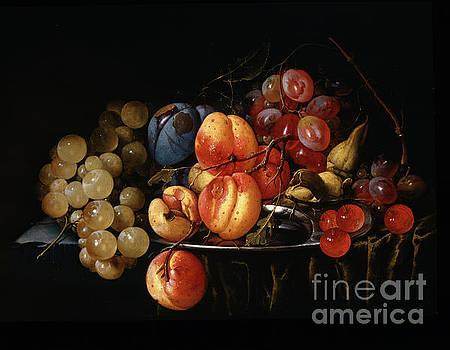 Cornelis de Heem - Still Life of Fruit by de Heem