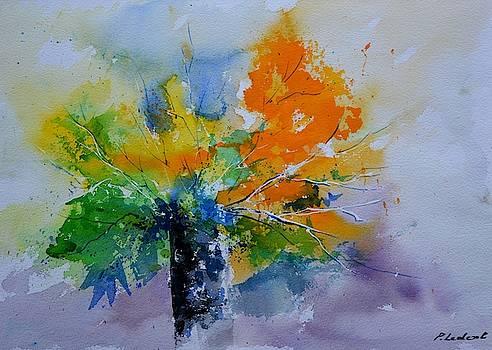 Still life watercolor 549110 by Pol Ledent