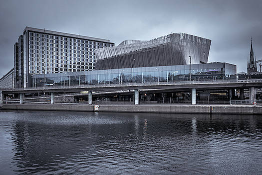 Stockholm Waterfront Centre by Stelios Kleanthous