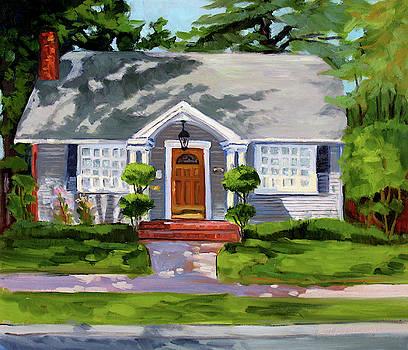 Stoddard House by Rhett Regina Owings