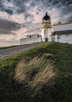 Stoer Lighthouse by Dave Bowman