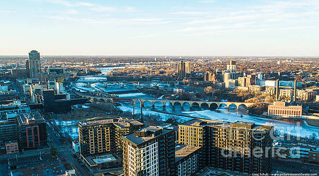 Stone Arch Bridge Mississippi River by Pictures Over Stillwater