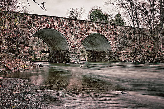 Stone Bridge by Travis Rogers