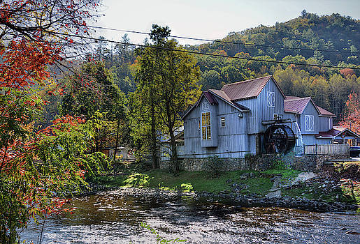Stone Ground Mill by Savannah Gibbs