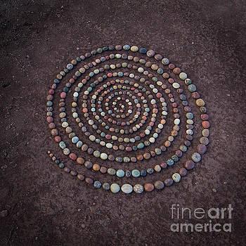 Stone spriral by Pontus Jansson