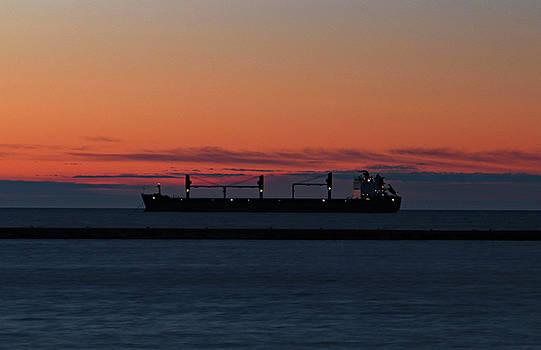 Stop For The Sunrise by Steve Bell