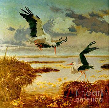 Henryk Gorecki - Storks II