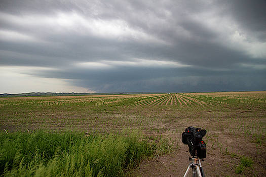 Dale Kaminski - Storm Chasing West South Central Nebraska 028