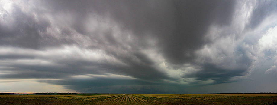 Dale Kaminski - Storm Chasing West South Central Nebraska 029